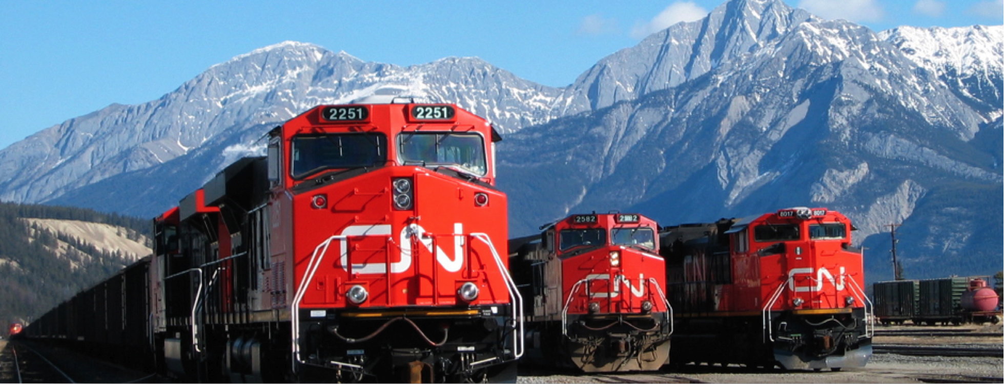 Rail service suspended from Edmonton to Vancouver